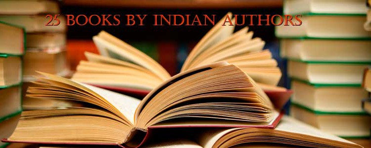 Vivek Tejuja's recommendations, 25 Books by Indian authors ( Nov 2014)
