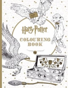 HP Colouring Book