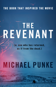 Revenant, book cover